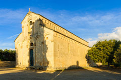 Saint-Florent Cathedral Royalty Free Stock Image