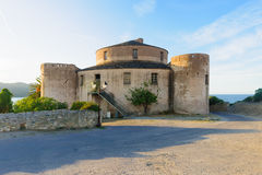 Saint-Florent Citadelle Royalty Free Stock Images