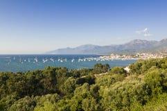 Saint-Florent Corsica Royalty Free Stock Photo