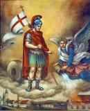 Saint Florian illustration libre de droits
