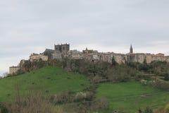 Saint-Flour, Cantal ( France ) Royalty Free Stock Image