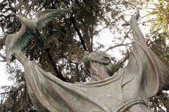 Saint Francesco statue Sorrento Italy Royalty Free Stock Photo