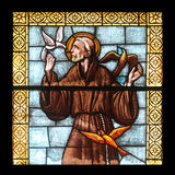 Saint Francis of Assisi Royalty Free Stock Photography