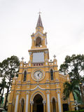 The Saint-Francis Church (Cham Tam Church) in Ho Chi Minh, Vietnam Stock Photo