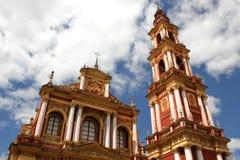 Saint Francis Church in Salta Royalty Free Stock Image