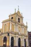 Saint Francis church in Tucuman, Argentina. Stock Images