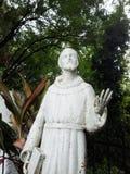 Saint Francis de Assisi fotografia de stock