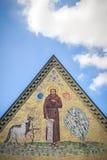 Saint Francis de Assisi foto de stock