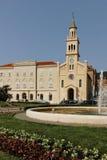 Saint Francis Monastery et église fractionnement Croatie Images libres de droits