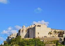 Saint Francis Monastery in Mahon on Minorca Royalty Free Stock Photography