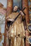 Saint Francis Xavier Stock Photography