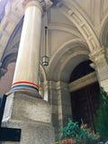 Saint Francis Xavier Church in Manhattan royalty free stock photos