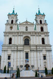 Saint Fransysk Ksavery Church Stock Images