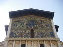 Saint Frediano Church in Lucca (Tuscany-Italy) Stock Photo