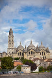 Saint Front cathedral in Perigord, France Stock Images