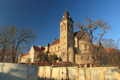Saint Gabriel church in Prague Stock Photography