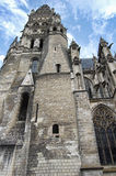 Saint Gatien's Cathedral Stock Image