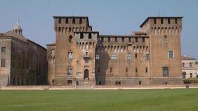 Saint George Castle em Mantua filme
