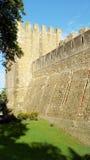 Saint George Castle, Lisbon, Portugal Royalty Free Stock Photos