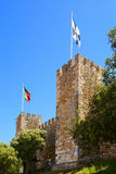 Saint george castle Stock Photography