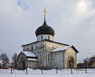 Saint George Cathedral, Yuryev-Polsky Foto de Stock Royalty Free