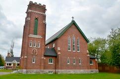 Saint-George church, Stock Images