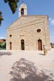 Saint George church in Madaba, Jordan Stock Photography