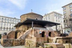 Saint George church in Sofia, Bulgaria .Rotunda stock photography