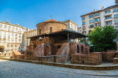 Saint George church in Sofia, Bulgaria Royalty Free Stock Photography