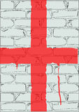 Saint George Cross Royalty Free Stock Image