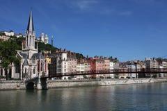 Saint George de Passerelle Photographie stock libre de droits