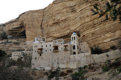 Saint George Monastery, Israel. Stock Photos
