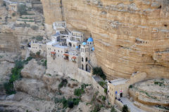 Saint George Monastery, Israel. Royalty Free Stock Photos