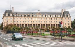 Saint George Palace à Rennes Photo stock
