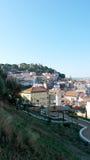 Saint George's Castle, Lisbon, Portugal Royalty Free Stock Image