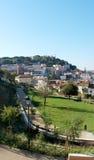 Saint George's Castle, Lisbon, Portugal Royalty Free Stock Photo