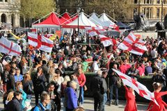 Saint George's Day Royalty Free Stock Photography