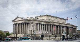 Saint George's Hall, Liverpool, UK Royalty Free Stock Photos