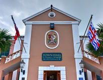 Saint George's Town Hall - Bermuda Stock Image