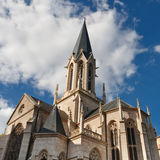 Saint-Georges Church, Lyon, France. Royalty Free Stock Image