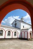 Saint Georges o templo Victorious Fotografia de Stock