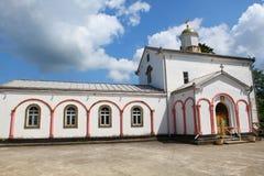 Saint Georges o templo Victorious Fotografia de Stock Royalty Free