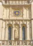 Saint Germain Auxerrois Church  in Paris Stock Photography