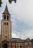 Saint-Germain-de-Pres Church Tower Paris France Royalty Free Stock Photography