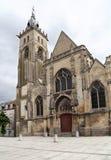 Saint-Germain-l'Ecossais Church of Amiens. The Saint-Germain-l'Ecossais Church of Amiens, France Stock Images