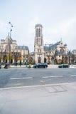Saint-Germain l'Auxerrois Church Stock Photos