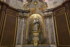 Saint Gervais Saint Protais de cathédrale dans Soissons, France Photos stock