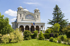 Saint Gheorghe church Royalty Free Stock Photo