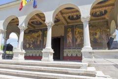 Saint Gheorghe church Stock Photos