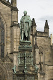 Saint Giles Cathedral. Edinburgh. Stock Photos